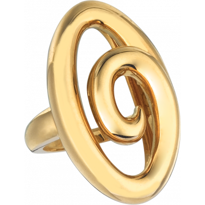 18kt Yellow Gold Harmonie Ring